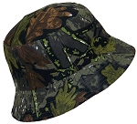 Tropic Hats Lightweight Hardwoods Camouflage Summer Floppy Bucket Hat