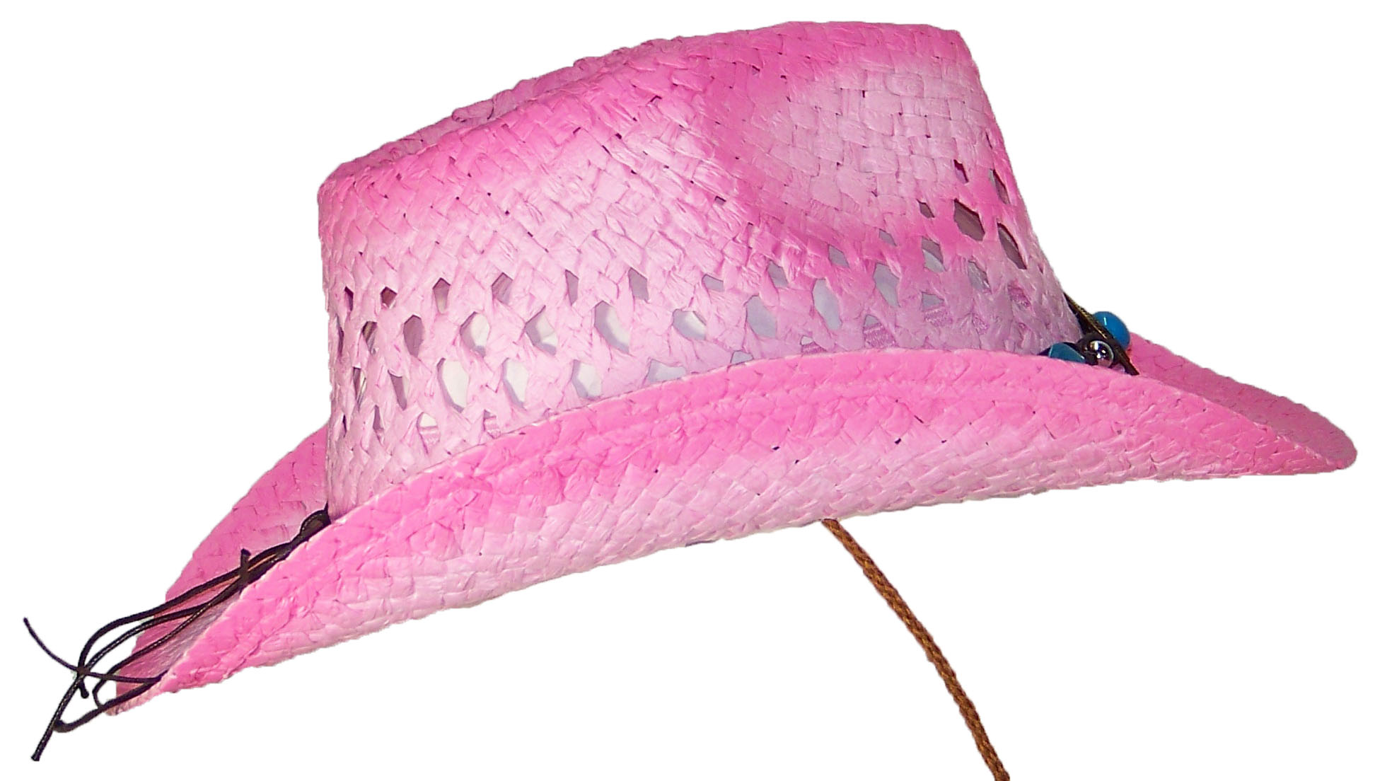 Tropic Hats Little Kids Paper Straw Cowboy Cowgirl W Band   Buckle 6a5ef8e91d74
