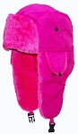 Best Winter Hats Lightweight Neon Russian/Trooper Faux Fur Hat