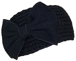Best Winter Hats Womens Knit Headband W/Large Bow