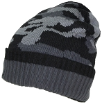 Best Winter Hats Cuffed Camouflage Beanie W/Lining (One Size)