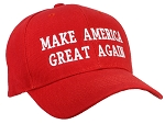 Tropic Hats Adult Embroidered Make America Great Again Trump Adjustable Ballcap