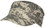 Tropic Hats Little Kids Camouflage Adjustable Military/Cadet Style Cap