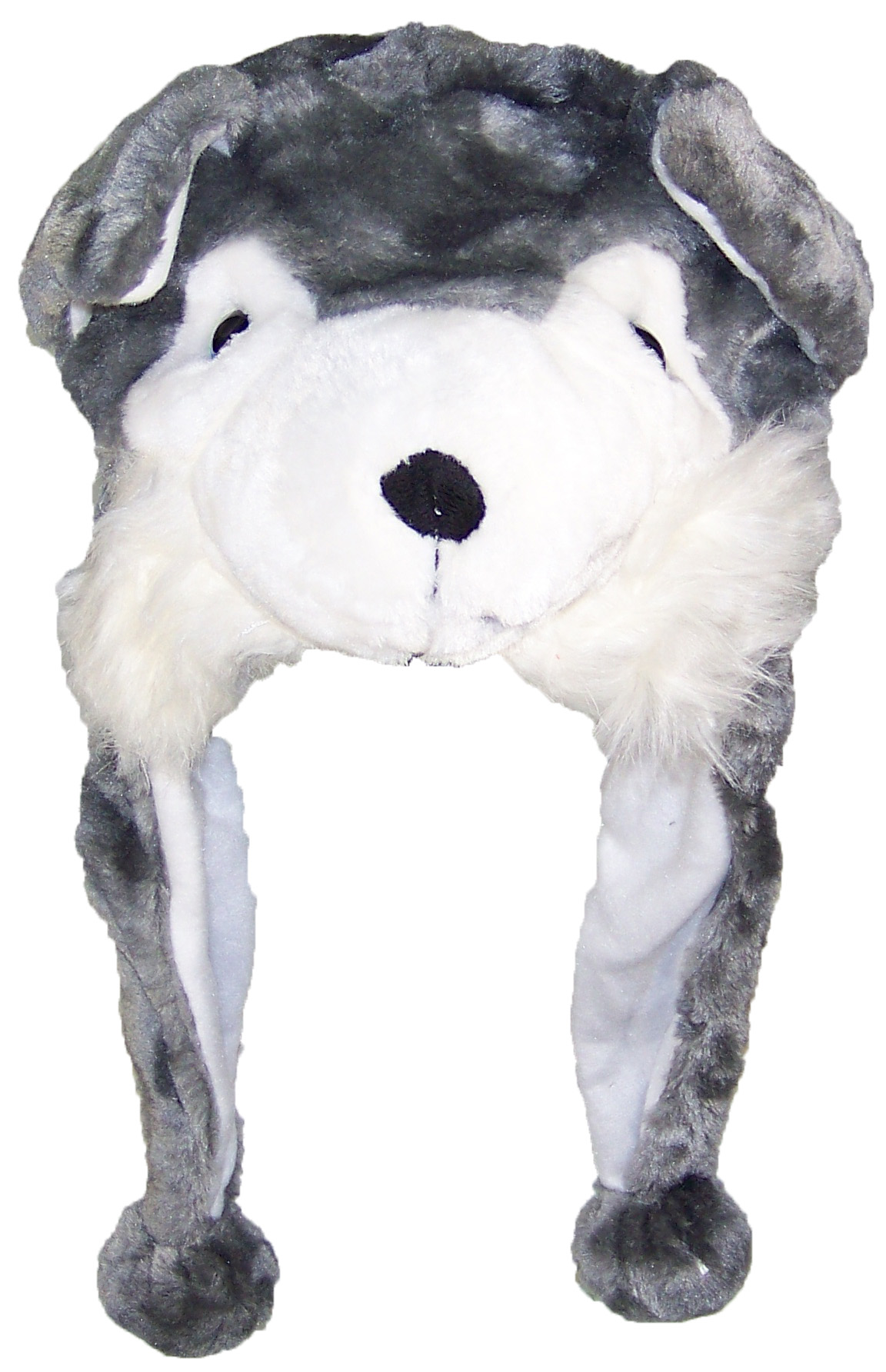 Best Winter Hats Adult/Teen Wolf Animal Character Ear Flap Hat