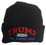 Best Winter Hats Adult Trump 2020 Keep America Great 3M Thinsulate Beanie