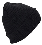 Best Winter Hats Adult Solid Color Thick W/Fleece Lined Cuffed Winter Cap