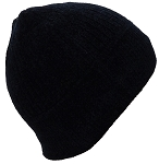 Best Winter Hats Womens Chenille Solid Winter Skull Cap W/Fleece Lining