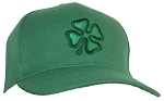 Tropic Hats Adult Embroidered Shamrock/Clover W/Adjustable Closure