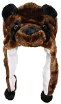Best Winter Hats Adult/Teen Animal Character Ear Flap Hat